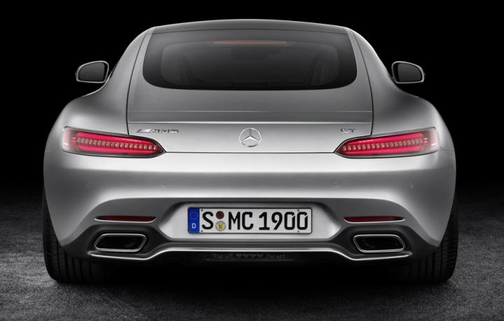 Mercedes AMG GT 5