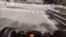 Ayrton Senna Monte Carlo 1986 - On Board / PoV