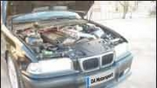 BMW M3 Turbo Tuning