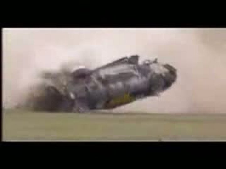 Porsche 996 Crash Totalschaden