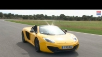 2013 McLaren MP4-12C Spider - First Drive Review - CAR and DRIVER