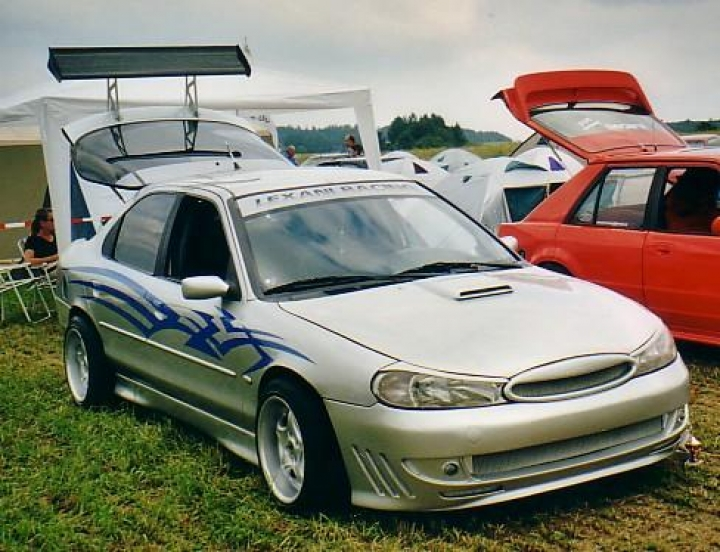 Ford Mondeo Fast and Furios