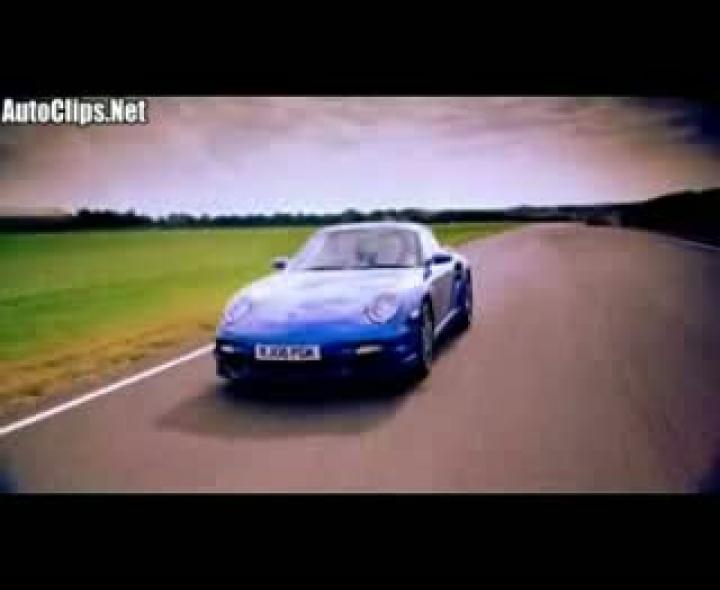 Neue Porsche Turbo 997